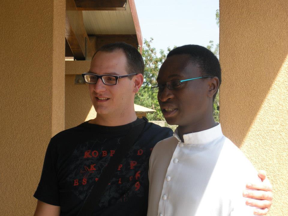 Stefano Di Lullo - don Servais Benin