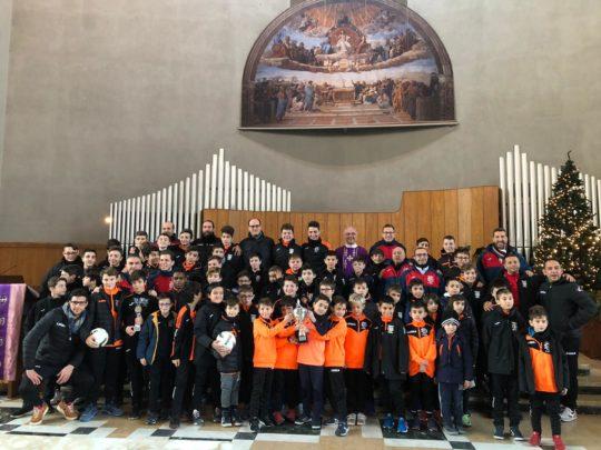 Scuola calcio Sant'Anna - dicembre 2018